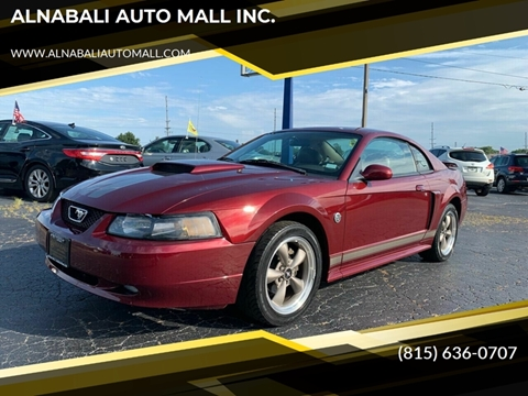 2004 Ford Mustang for sale in Machesney Park, IL