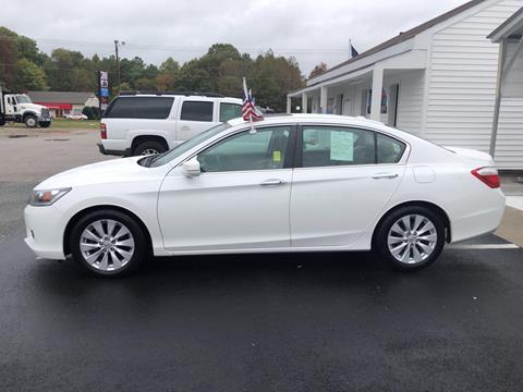 2015 Honda Accord for sale in Mechanicsville, VA