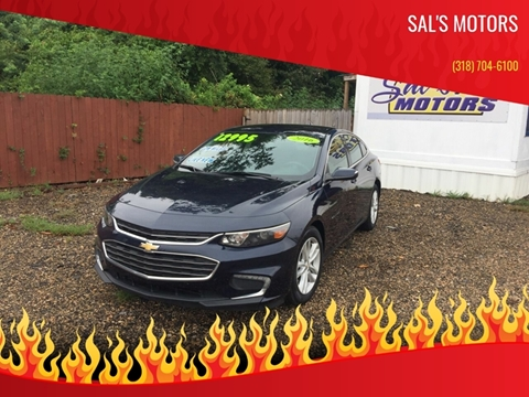 2016 Chevrolet Malibu for sale in Pineville, LA