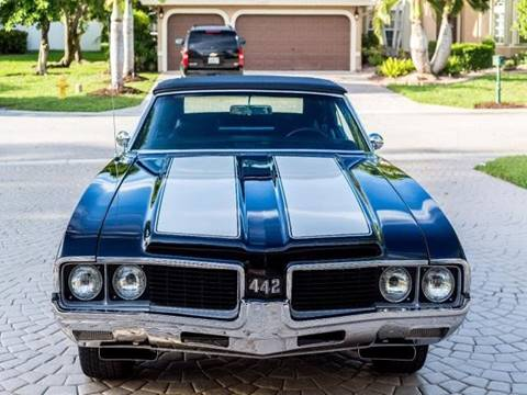1969 Oldsmobile 442 for sale in Orange, CA
