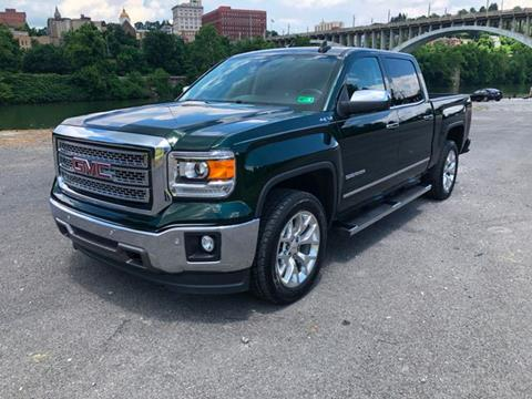 2015 GMC Sierra 1500 for sale in Fairmont, WV