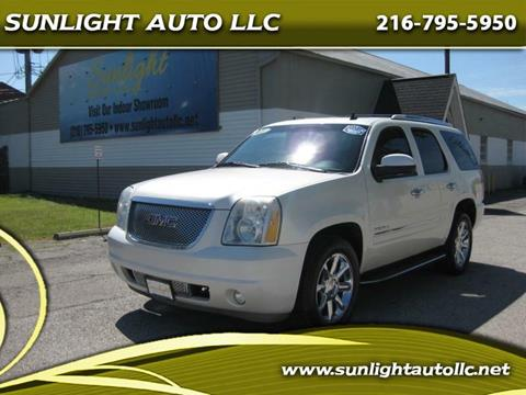 2010 GMC Yukon for sale in Cleveland, OH
