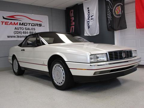 1991 Cadillac Allante for sale in East Dundee, IL