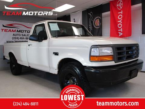 1995 Ford F-150 for sale in East Dundee, IL