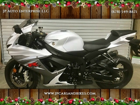 2015 Suzuki GSX-R600 for sale in Duluth, GA