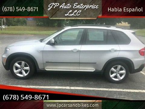 2010 BMW X5 for sale at JP Auto Enterprise LLC in Duluth GA