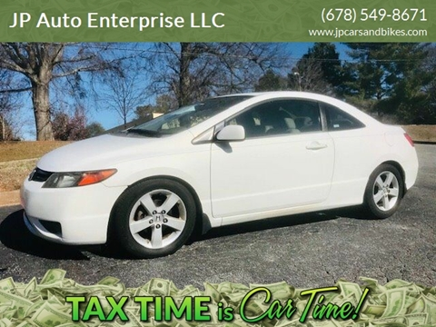 2006 Honda Civic for sale at JP Auto Enterprise LLC in Duluth GA