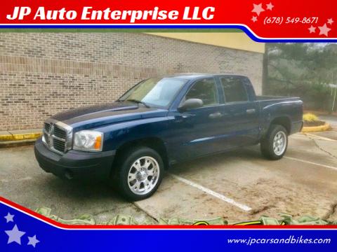 2007 Dodge Dakota for sale at JP Auto Enterprise LLC in Duluth GA