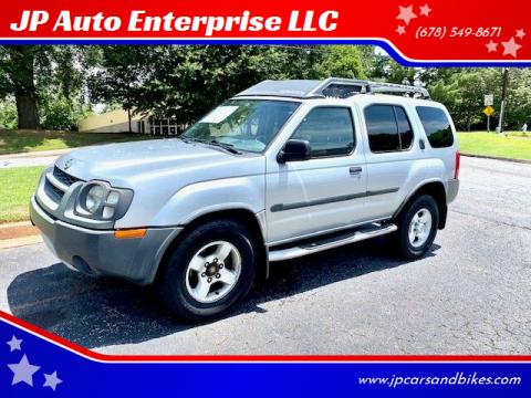 2004 Nissan Xterra for sale at JP Auto Enterprise LLC in Duluth GA