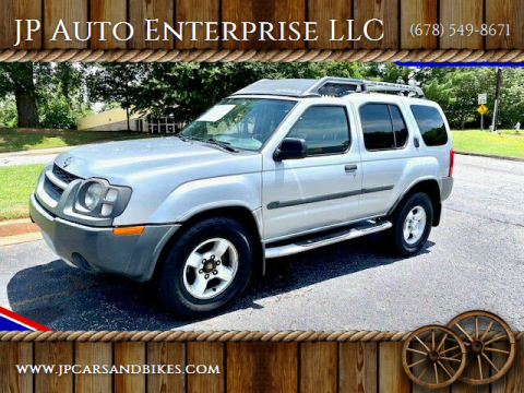2004 Nissan Xterra for sale at JP Auto Enterprise LLC in Duluth GA