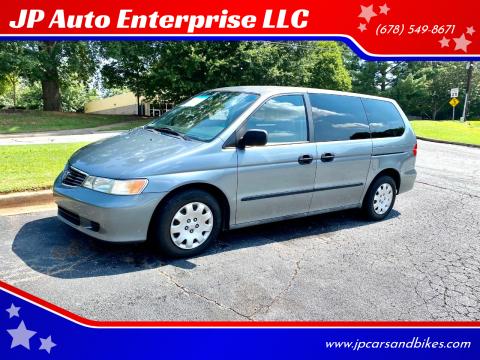 1999 Honda Odyssey for sale at JP Auto Enterprise LLC in Duluth GA
