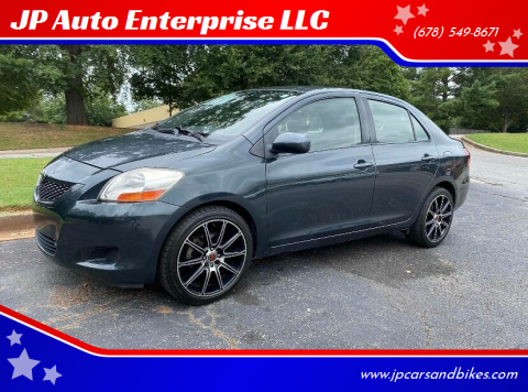 2010 Toyota Yaris for sale at JP Auto Enterprise LLC in Duluth GA