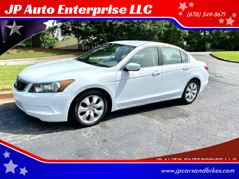 2009 Honda Accord for sale at JP Auto Enterprise LLC in Duluth GA