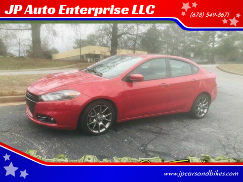 2014 Dodge Dart for sale at JP Auto Enterprise LLC in Duluth GA