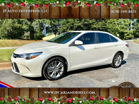 2017 Toyota Camry for sale at JP Auto Enterprise LLC in Duluth GA