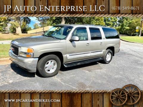 2002 GMC Yukon XL for sale at JP Auto Enterprise LLC in Duluth GA