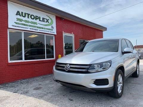 2014 Volkswagen Tiguan for sale in Lutz, FL