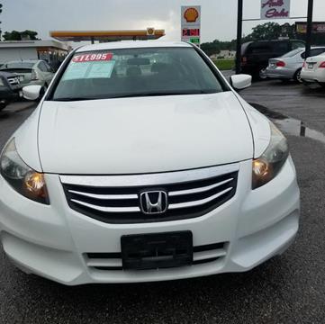2011 Honda Accord for sale in Northport, AL