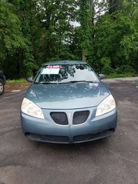 2009 Pontiac G6 for sale in Northport, AL
