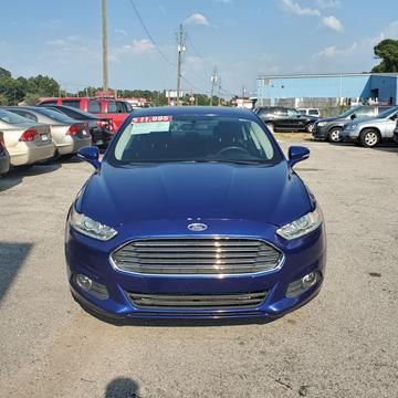 2013 Ford Fusion for sale in Northport, AL
