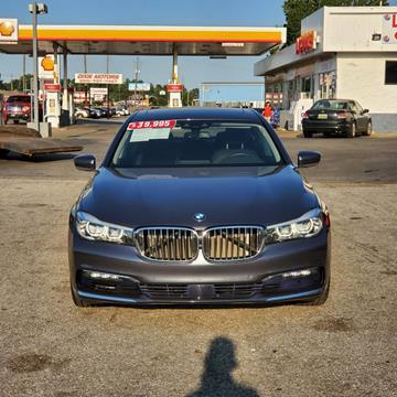 2016 BMW 7 Series for sale in Northport, AL