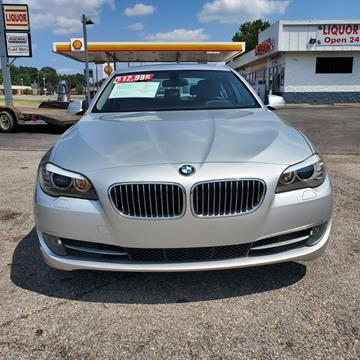 2011 BMW 5 Series for sale in Northport, AL
