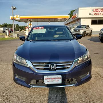 2013 Honda Accord for sale in Northport, AL