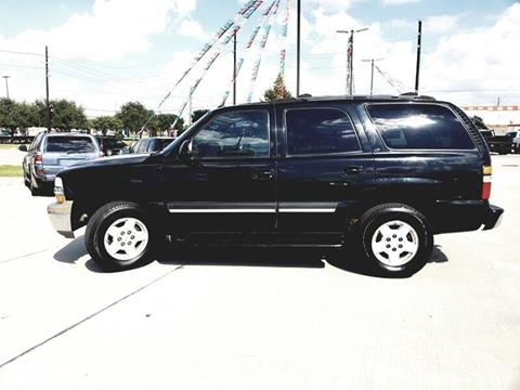 2005 Chevrolet Tahoe for sale in Houston, TX