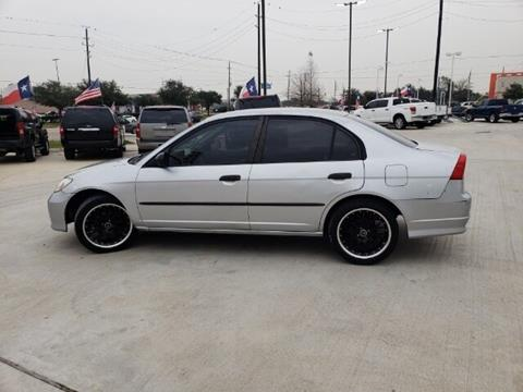 2004 Honda Civic for sale in Houston, TX