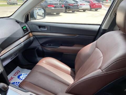 2014 Subaru Outback