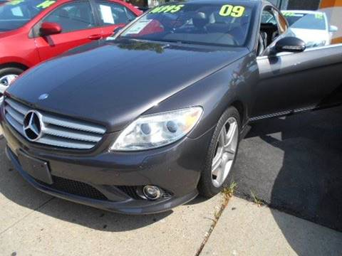 2009 Mercedes-Benz CL-Class for sale in West New York, NJ