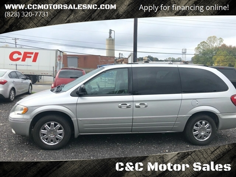 2005 Chrysler Town and Country for sale in Hudson, NC