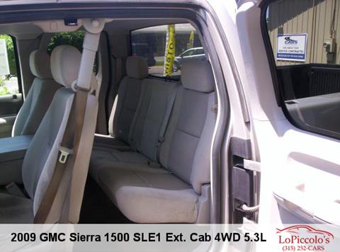 2009 GMC Sierra 1500 for sale in Auburn, NY