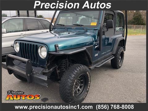 1997 Jeep Wrangler for sale in Berlin, NJ