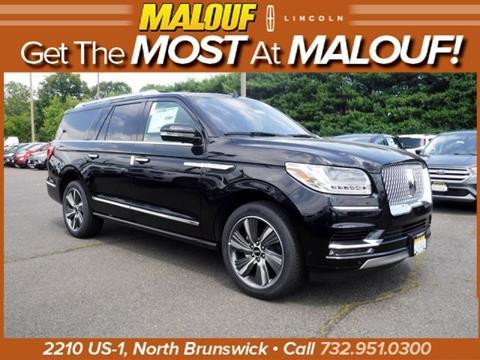 2019 Lincoln Navigator L for sale in North Brunswick, NJ