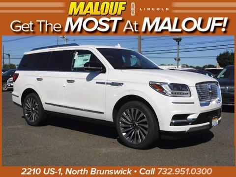 2019 Lincoln Navigator for sale in North Brunswick, NJ