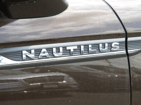 2020 Lincoln Nautilus