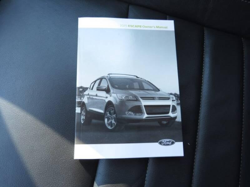 2015 Ford Escape SE (image 22)