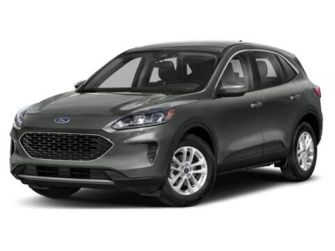 2020 Ford Escape SE for sale at Malouf Ford Lincoln in North Brunswick NJ
