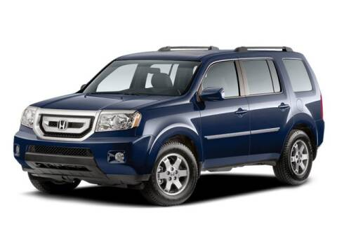 2009 Honda Pilot Touring w/Navi w/DVD for sale at Malouf Ford Lincoln in North Brunswick NJ
