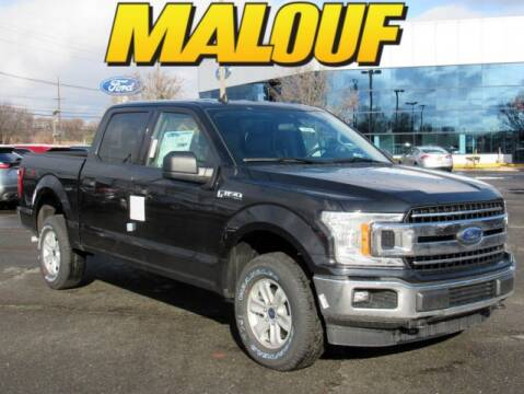 2020 Ford F-150 XLT for sale at Malouf Ford Lincoln in North Brunswick NJ