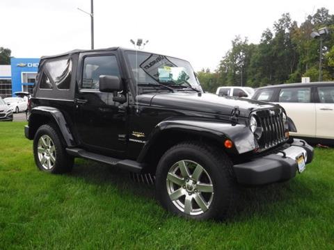 2012 Jeep Wrangler for sale in North Brunswick, NJ