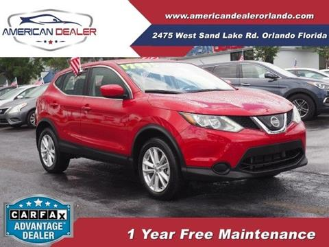 2018 Nissan Rogue Sport for sale in Orlando, FL