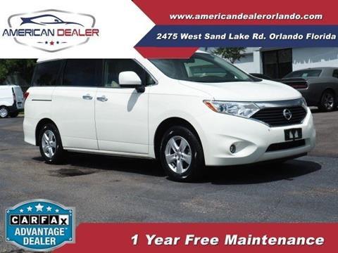 2017 Nissan Quest for sale in Orlando, FL