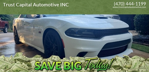 2017 Dodge Charger for sale in Covington, GA