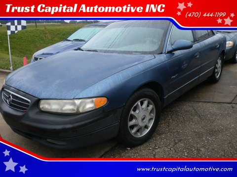 1998 Buick Regal for sale at Trust Capital Automotive INC in Covington GA