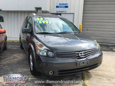 2008 Nissan Quest for sale in New Smyrna Beach, FL
