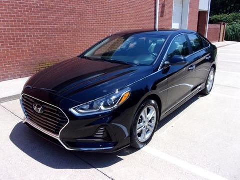 2018 Hyundai Sonata for sale in Byhalia, MS