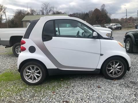 Smart Auto Johnson City Tn >> 2009 Smart Fortwo For Sale In Johnson City Tn