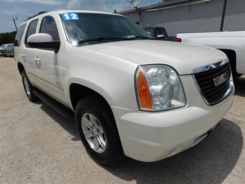 2012 GMC Yukon for sale in Lewisville, TX
